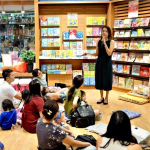 parent child workshop play and learn our little playnest Jacinth Liew